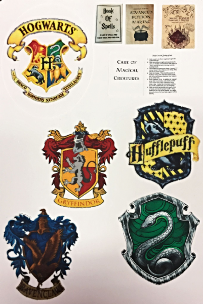 Harry Potter & Hogwarts